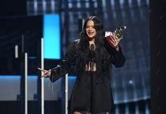 """Latin Grammy: Rosalía gana el premio a Mejor canción urbana por """"Con altura"""" y no agradece a J Balvin"""