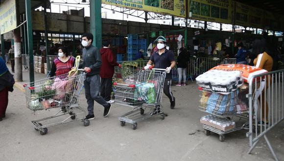 Mercados. (Foto: Gonzalo Córdova / GEC)