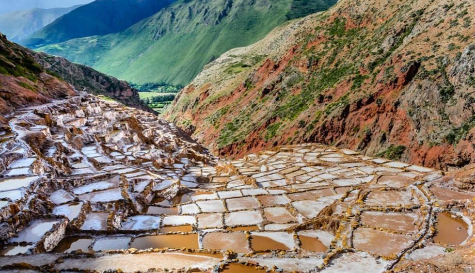 Salineras de Maras se encuentra a 46 kilómetros de la ciudad de Cusco. (Foto: Pixabay)