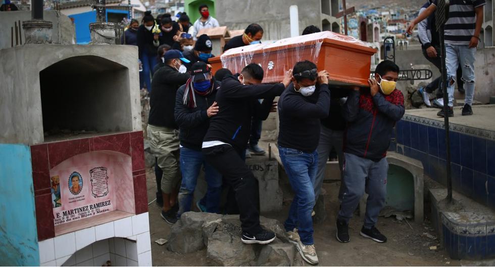 El Perú superó a España en número de casos de coronavirus y se convirtió en sexto del mundo. (Foto: Hugo Curotto/ GEC).