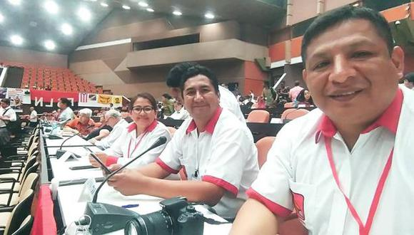 Vladimir Cerrón y Richard Rojas García son investigados por la fiscalía por el presunto financiamiento ilegal de la campaña de Perú Libre.