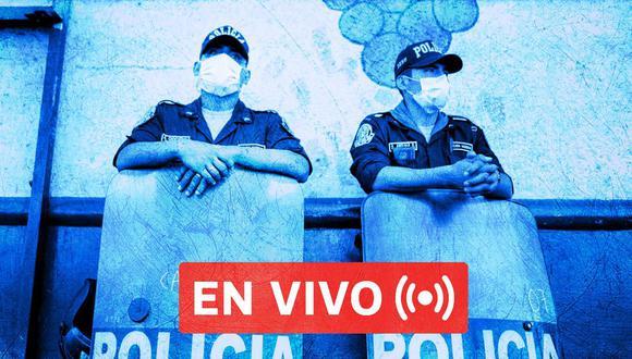 Coronavirus Perú EN VIVO | Últimas noticias, cifras oficiales del Minsa y datos sobre el avance de la pandemia en el país, HOY martes 01 de setiembre de 2020, día 170 del estado de emergencia por Covid-19. (Foto: Diseño El Comercio)