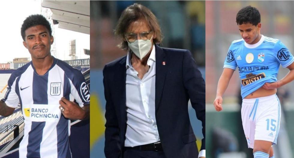 Oslimg Mora y Jhilmar Lora son dos de los mejores laterales derechos de la Liga 1 2021.