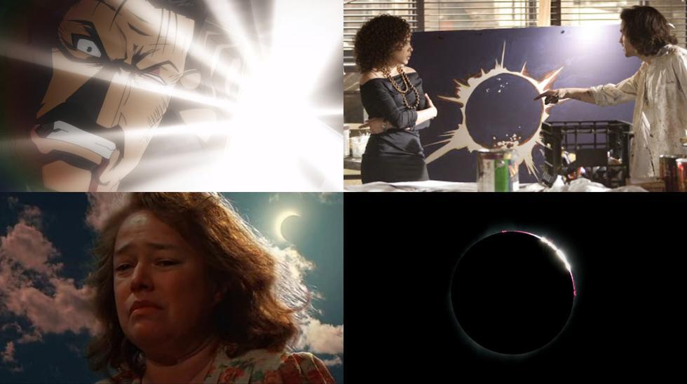 Los eclipses han estado presentes durante años en las historias ficticias, sea como algo casual o como parte inseparable de la trama. Fotos: Bones/ NBC/ Columbia/ AFP.