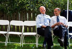 Obama y Biden, una cercana amistad que busca devolver a los demócratas a la Casa Blanca