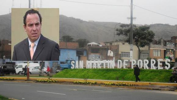 San Martín de Porres e Independencia en disputa por límites