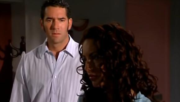 El actor Eduardo Santamarina interpretó a Alejandro, quien luchó por el amor de Rubí, pese a que lo rechazó por no tener dinero (Foto: Televisa)