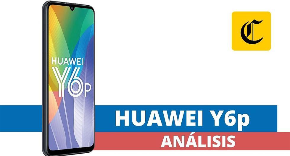 El Huawei Y6p es el smartphone con el que la empresa china quiere conquistar el segmento de los teléfonos de entrada. (El Comercio)