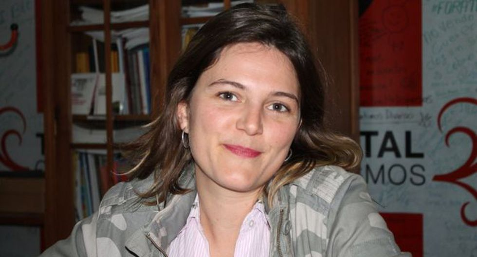 Florencia Roldán afirma que no siente culpa o remordimiento por haber abortado. (Foto: BBC Mundo)