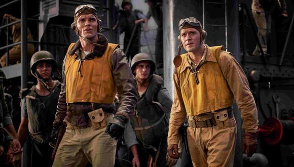 """Emmerich ya incursionó en el cine bélico con """"El patriota"""", película protagonizada por Mel Gibson."""