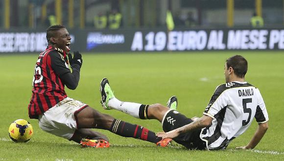 El Milan de Seedorf fue eliminado de la Copa Italia
