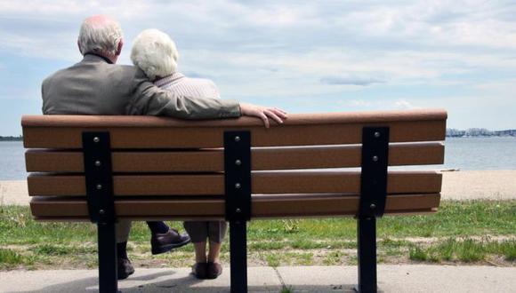 La esperanza de vida puede variar según el país. (Foto: AFP)