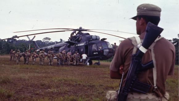 Conflicto del Cenepa: guerra y paz en torno a la frontera norte