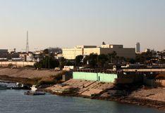Irak: varios cohetes impactan la embajada de EE.UU. en la Zona Verde de Bagdad