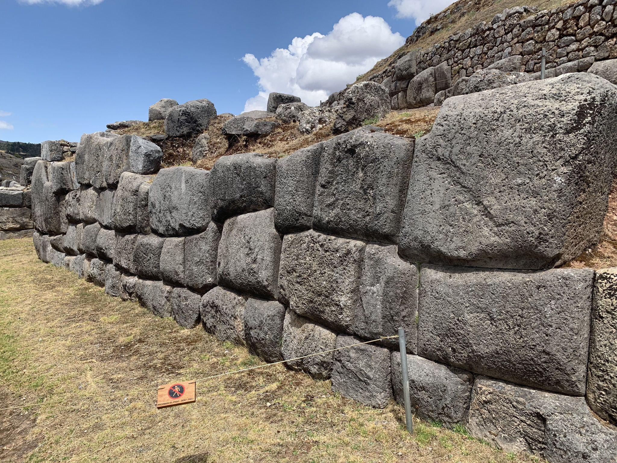 Sacsayhuamán está abierto al público de 9 a.m. a 5 p.m. de lunes a sábado. (Foto: Maria Claudia Alba)