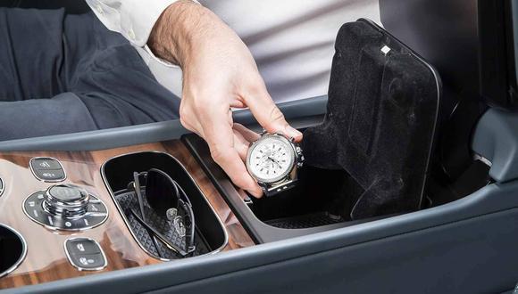 Se trata del 'Bentley Bentayga Mulliner Biometric Storage' y estará disponible como un 'extra' para el Bentley Bentayga. (Foto: YouTube).