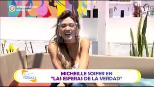 Micheille Soifer habla sobre sus exparejas y cómo vive su soltería