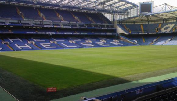 El Stamford Bridge es la sede del Chelsea FC. (Foto: Google Maps)