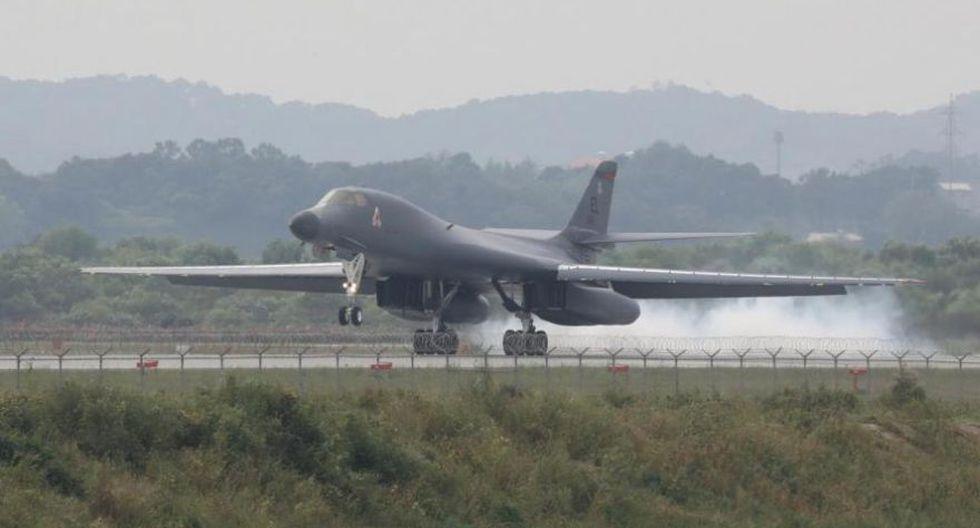 Los aviones nucleares de EE.UU. que asustan a Corea del Norte - 11