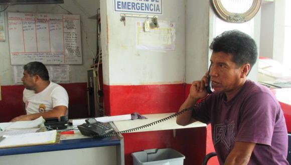 Bomberos de Chimbote reciben más de 100 llamadas falsas al día