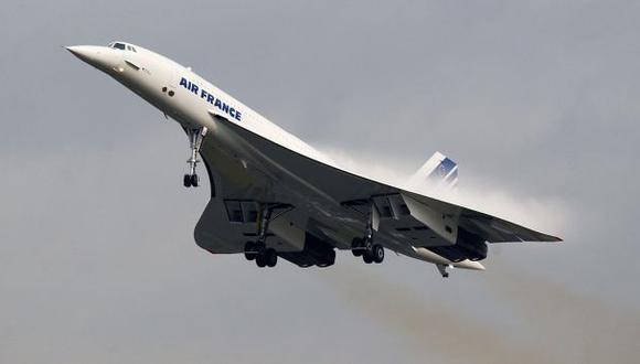 El Concorde regresaría en un par de años
