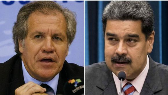 El secretario general de la Organización de Estados Americanos (OEA), Luis Almagro, es un duro crítico del presidente de Venezuela, Nicolás Maduro. (Foto: AFP / EFE)