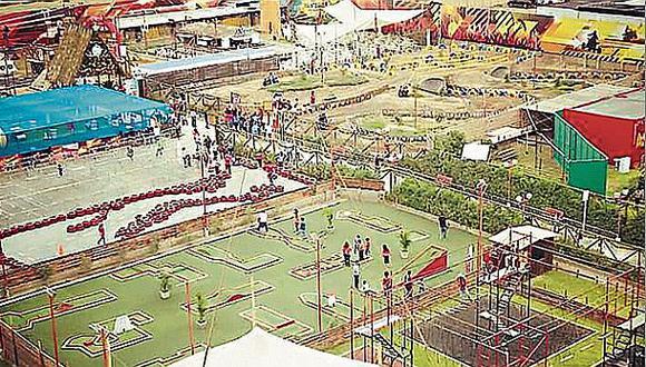 Xtreme Park prevé llegar a Lima norte durante este año