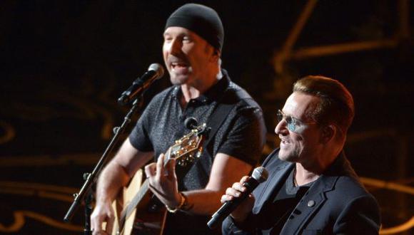 U2 retrasó la salida de su nuevo disco hasta el 2015