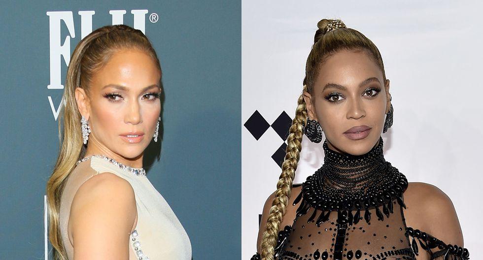 Jennifer López y Beyoncé fueron dos de las grandes olvidadas en las nominaciones al Oscar 2020. (Foto: Agencia)