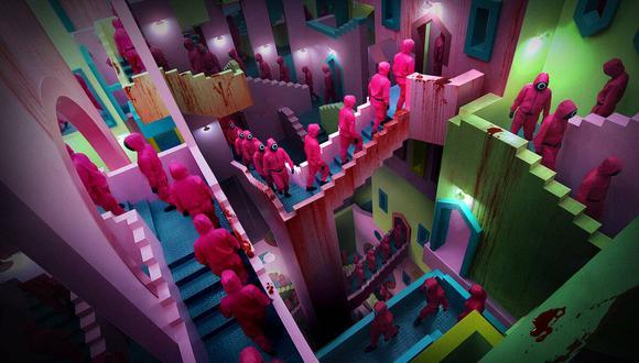 'El juego del calamar' es una de las series más visitadas en la plataforma de Netflix. (Foto: Netflix)