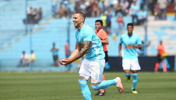 Herrera marcó su gol 38 y superó a Esidio como máximo goleador en una temporada   VIDEO. (Foto: Jesús Saucedo) Herrera marcó su gol 38 y superó a Esidio como máximo goleador en una temporada   VIDEO. (Foto: Jesús Saucedo)
