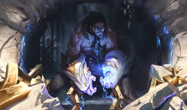 E-Sports: League of Legends | Los 10 personajes