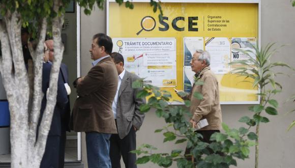 El Tribunal de Contrataciones del Estado es un órgano de la OSCE encargado de resolver las controversias que surjan entre las entidades y los postores durante los procesos de selección. (Foto: GEC)