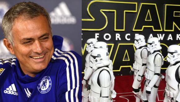 José Mourinho le ganó a Star Wars en búsquedas en Google