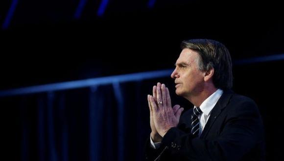 Brasil: La difícil (pero posible) matemática que llevaría a Bolsonaro a ganar en primera vuelta. (Reuters)