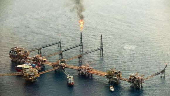 El Complejo Cantarell en su momento fue el segundo yacimiento de petróleo más grande del mundo. (Getty Images).