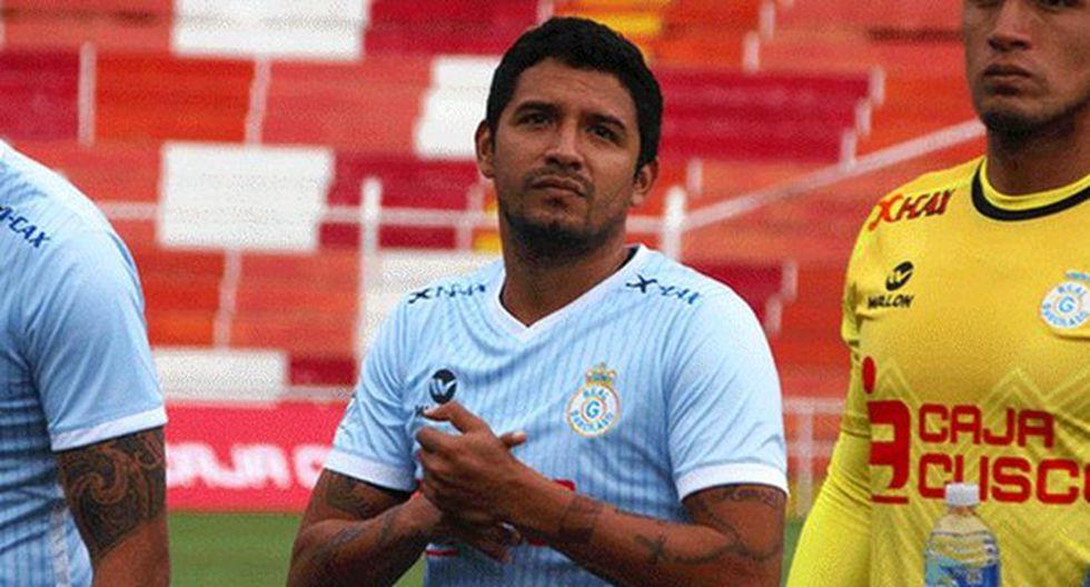 Fue jugador del Real Garcilaso (2019). (Foto: GEC)