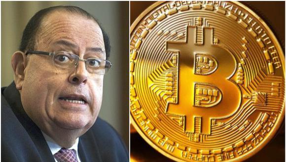 Velarde dijo que el bitcoin es muy riesgoso, pues se ha creado un mercado de futuro en el que se pide que se coloque un valor de 60%.