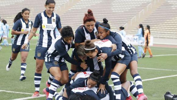 Universitario, Alianza Lima, Mannucci y César Vallejo ganaron sus dos partidos en la Liga Femenina. (Foto: Liga Femenina FPF)