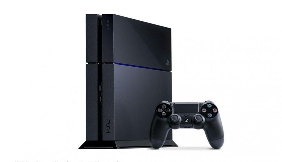 La PlayStation 4 salió a la venta en 2013 en la gran mayoría de mercados. (Imagen: Sony)