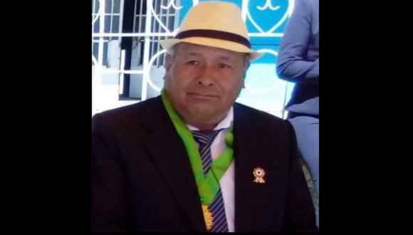 Junín: fallece alcalde del distrito de Paca tras estar en UCI por COVID-19