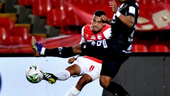 Santa Fe empató de local ante Pereira y suma 27 puntos en la Liga Betplay