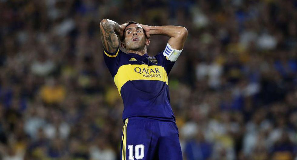 Boca Juniors enfrentó a Gimnasia y Esgrima de La Plata por la Superliga argentina   Foto: Agencias
