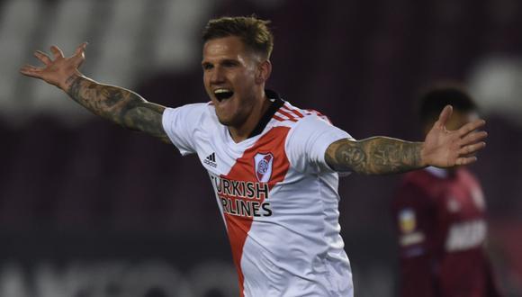 River Plate venció 3-0 a Lanús por la Liga Profesional Argentina