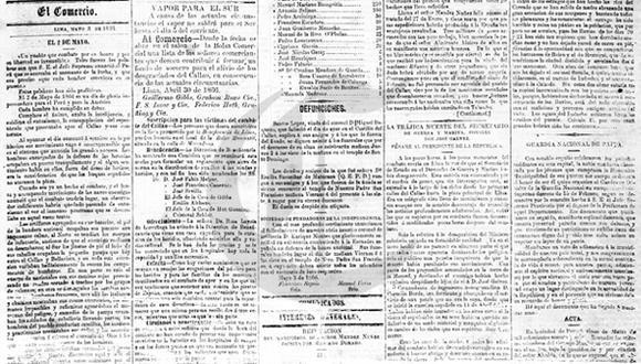 Así ocurrió: En 1866 peruanos ganan en el Combate del 2 de Mayo