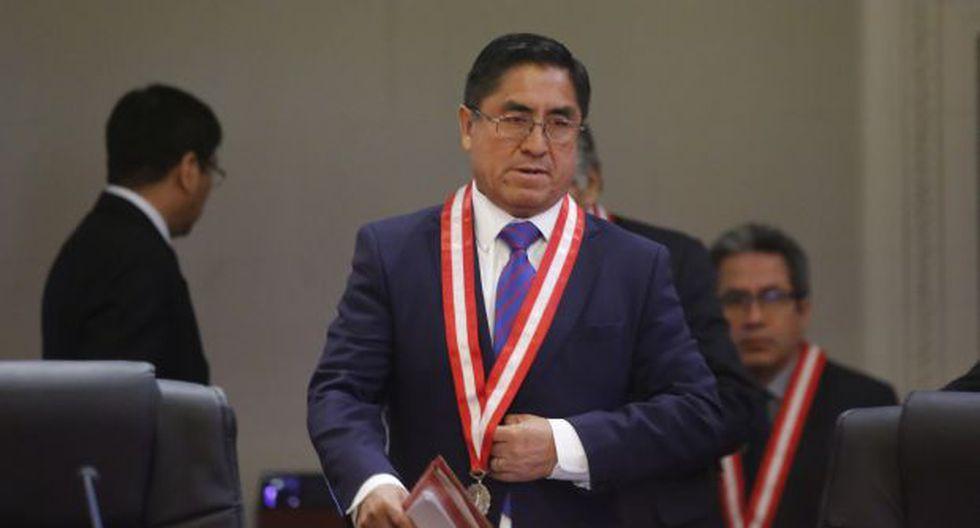 César Hinostroza ya cuenta con orden de captura. (Foto: Archivo El Comercio)