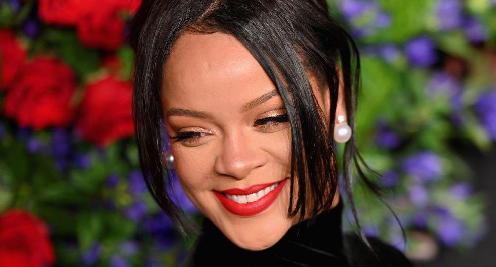 Cantante Rihanna. (Foto: AFP)