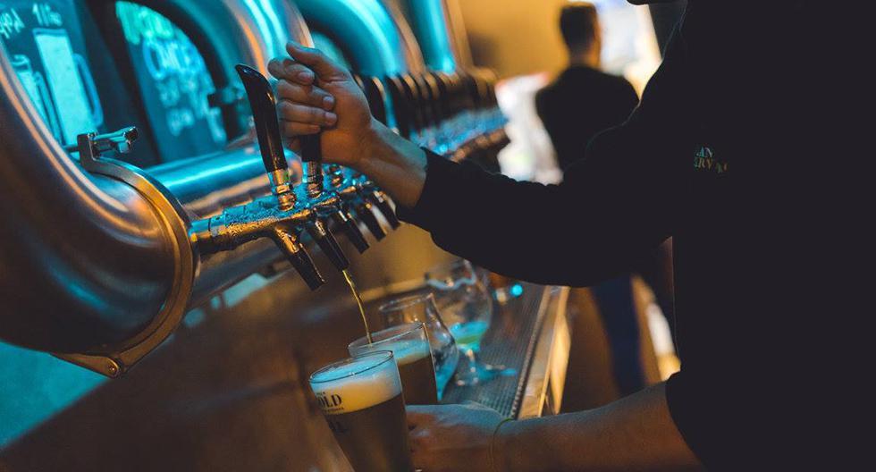 Clan Cervecero. 20 caños listos para surtir los vasos de los hinchas de ambos equipos. (Foto: Facebook / Clan Cervecero)
