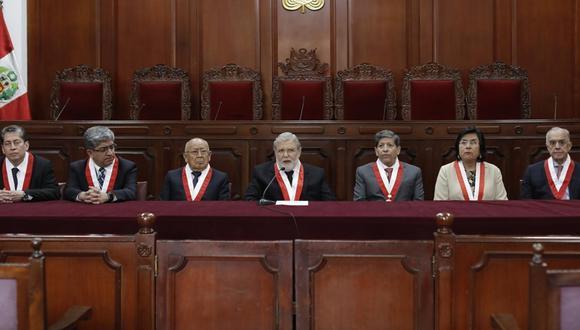 El 14 de enero, el pleno del Tribunal Constitucional rechazó por mayoría la demanda competencial presentada por el presidente de la Comisión Permanente.