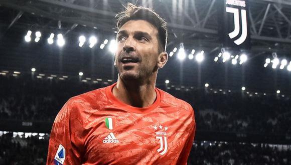 Gianluigi Buffon acabará contrato con Juventus en junio y no renovará. (Foto: AFP)